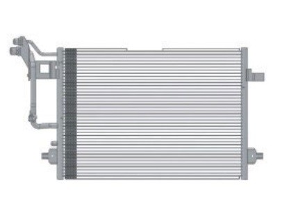 AUDI A4 S4 94- car air conditioner condenser