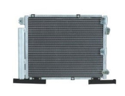 Auto AC condenser cooling coil for ISUZU ELFND IMPORTED