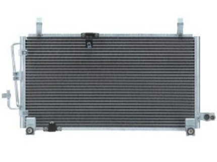 Auto AC condenser cooling coil for ISUZU PICK UP 2004-2006