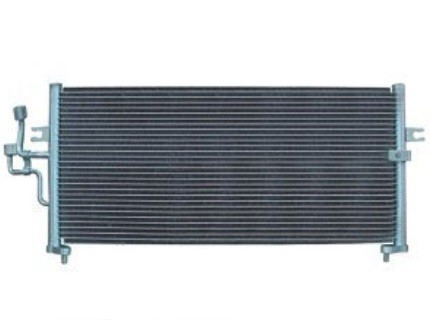 Auto AC condenser cooling coil for MITSUBISHI LANCER