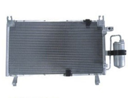 Auto AC cooling coil for ISUZU
