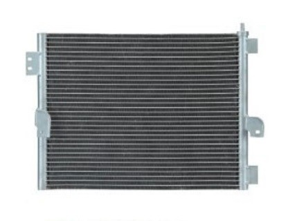 Auto air conditioner condenser for HYUNDAI SANTRO