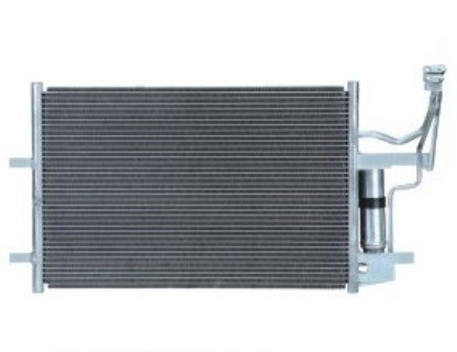 Auto air conditioner condenser for MAZDA 3 2003-2007