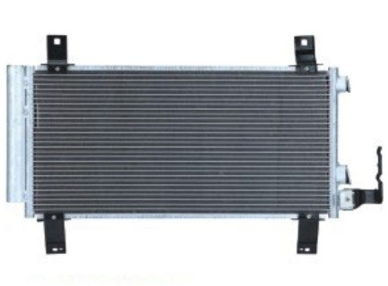 Auto air conditioner condenser for MAZDA 6