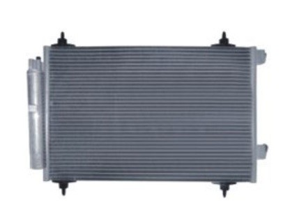Auto air conditioning condenser for CITROEN 08-