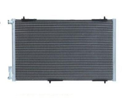 Auto air conditioning condenser for PEUGEOT 206/406
