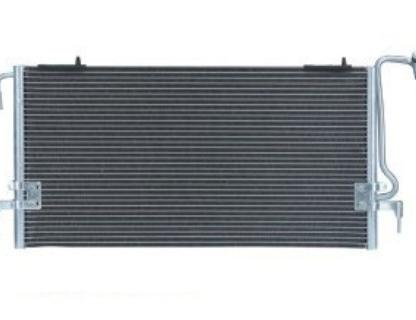 Auto air conditioning condenser for PEUGEOT