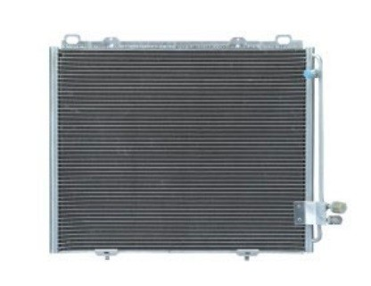 BENZ MB W210 320 1995- condenser car condenser car air conditioner condenser