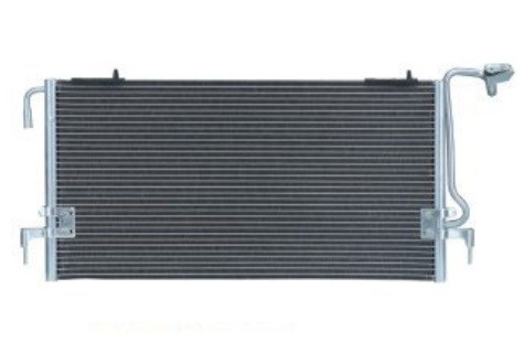 Car air conditioner condenser for PEUGEOT