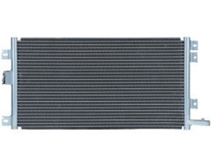 Car air conditioning ac condenser for CHEVROLET CELTA 97731639