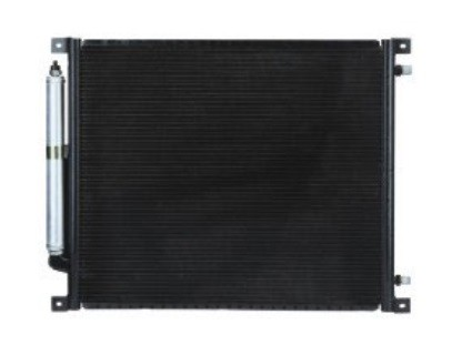 Car air conditioning condenser universal use