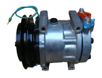 Compressor for Kobelco SH200-8  Excavator SD7H13 compressor