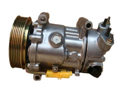 Compressor for  Peugeot 207/307/308/ Citroen C4 brand new compressor