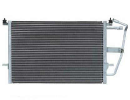 FORD ESCORT 1990-1995 car air conditioner condenser